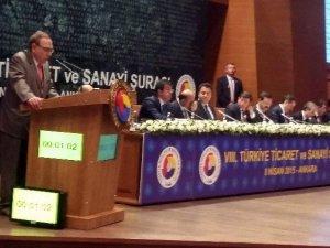 Şahin, Aydın Oda Ve Borsalarının Talepelrini Başbakan'a İletti
