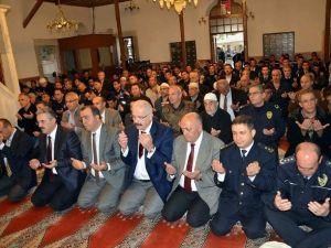 Aydın'da Şehit Polisler İçin Mevlit Okutuldu