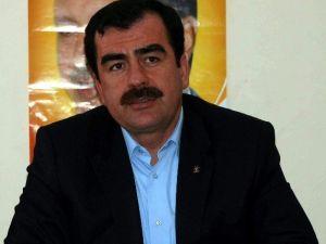 Milletvekili Erdem AK Partili Adaylara Başarı Diledi