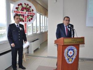 Nazilli'de Polis Teşkilatının 170'inci Kuruluş Yıl Dönümü Kutlandı