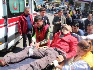 Aydın'da Silahlı Saldırı Kanlı Bitti: 1 Yaralı