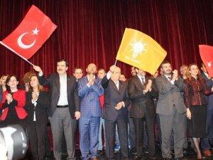 AK Parti Aydın Milletvekili Adaylarını Tanıttı