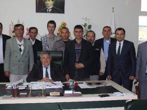 Yenipazar'da Köy Muhtarlarının ÇMKB İsyanı