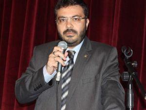 AK Parti İl Başkanı Özmen, AK Parti'yi Anlattı