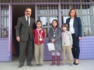 Aydın Ticaret Odası İlkokulu Başarıya Doymuyor