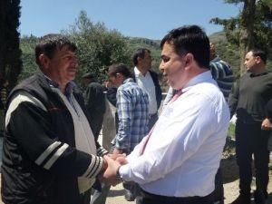 Başkan Kılınç, Cumayanı ve Ketenyeri Mahallelerini Ziyaret Etti