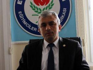 Aydın Eğitim Bir-sen'den Öğretmene Şiddete Kınama