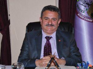 Başkan Çetindoğan'dan 'Sükunet' Çağrısı