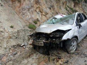 Yeni Aydın Yolu Üzerinde Trafik Kazası: 3 Yaralı