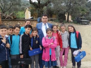Köşk'te Yaz Projeleri Mezeköy'den Başladı