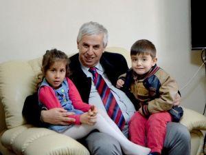 Söke Belediye Başkanı Süleyman Toyran'ın 23 Nisan Mesajı
