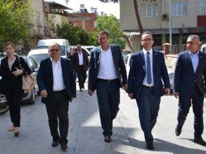 CHP'li Tezcan, Partilisinin Mevlidine Katıldı