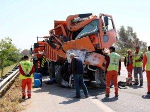 Aydın-İzmir Karayolunda Trafik Kazası: 1 Ölü