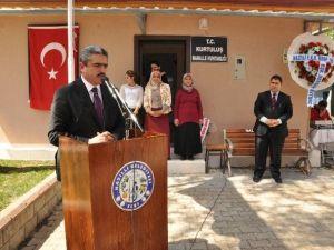 12. Muhtarlık Binasının Açılışı Gerçekleştirildi
