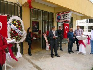 Eğitim-iş Didim Temsilciliğ'inin Açılışı Yapıldı