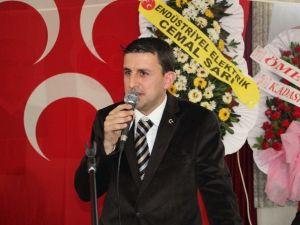 Kuşadası MHP'den Mezarlık Açıklaması