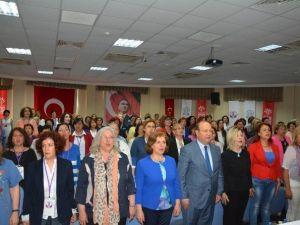Efeler Belediyesi Egeli Kadınlara Ev Sahipliği Yaptı