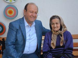 Başkan Özakcan'ın 50 Yıl Sonra Büyük Buluşması