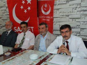 Milli İttifak Vekil Adaylarını Didim'de Tanıttı
