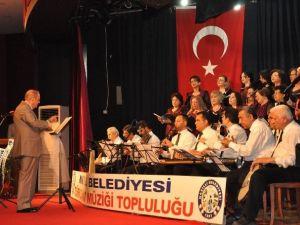 Nazilli Türk Sanat Müziği Korosu 'Bahar Konseri' İle Büyüledi