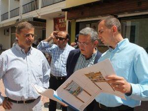 Başkan Kayalı, Cephane Sokaktaki Çalışmaları İnceledi