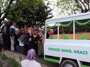 Kocası Tarafından Öldürülen Anne Toprağa Verildi