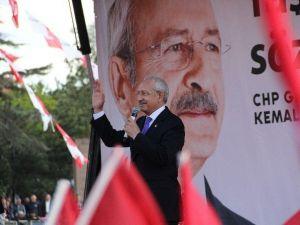 Chp Lideri Kılıçdaroğlu Çorum'da