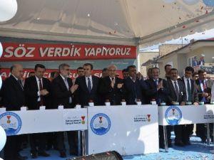 Bakan Yıldız Kahramanmaraş'ta