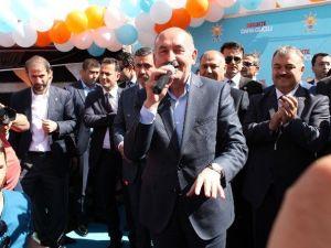 Sağlık Bakanı Müezzinoğlu Niğde'de