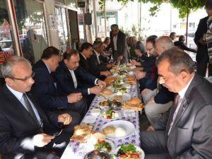 """MHP'li Yıldız: """"Yolsuzluklarla Amansız Mücadele Edeceğiz"""""""