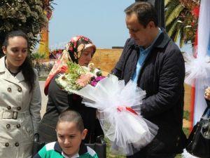 Giresun'da Anneler Günü Belediye Tarafından Düzenlenen Etkinliklerle Kutlandı