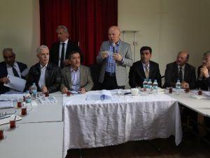 Başkan Sekmen Karaçoban İlçesi'nin Sorunlarını Dinledi