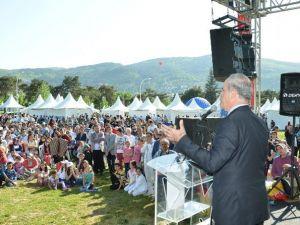 Bursa Büyükşehir Belediyesi Tarafından Düzenlenen Bilim Şenliği Proje Yarışmasının Ödülleri Sahiplerini Buldu
