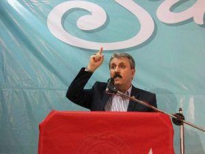Bbp Lideri Destici'den 'Suriye Savaşı' Açıklaması