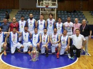Adıyaman İşitme Engelliler Basketbol Takımı Türkiye Şampiyonu Oldu