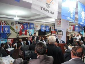 """Milletvekili Tunç: """"Kumluca'da Emeklinin Maaşını Mashar Osman Amca Ödermiş"""""""
