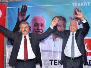 "Kamalak: ""Chp'nin Emekliye 2 Maaş İkramiye Vaadinin Sahibi Biziz"""