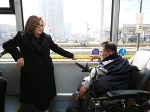 Fatma Şahin'den Engelliler Günü Mesajı