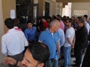 Sakarya'da Amatör Telsizcilik Sınavı Gerçekleştirildi