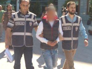 Telefon Dolandırıcısı 6 Ayrı Suçtan Tutuklandı