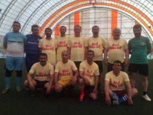 İdil'de Barış Ve Kardeşlik Turnuvası Başladı
