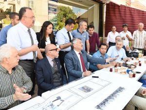 Eski Sun Sineması Sokağı Yeni Cazibe Merkezi Olacak