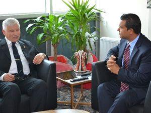 AK Parti Tekirdağ Milletvekili Akbulut, Helallik İstedi