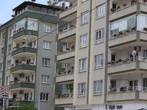 Gaziantep'te Balkonlar Çiçek Açtı