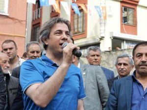 """Başkan Demircan: """"Dolapdere'den Gurur Duyuyorum"""""""