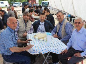Soğucakpınar Köyünde Hıdırellez Bahar Şenliği Yapıldı