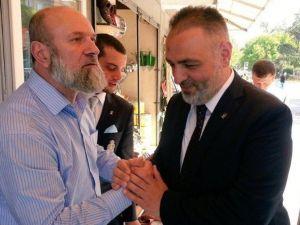 """Hacıeyüpoğlu: """"Milletimizle Zafere Yürüyeceğiz"""""""