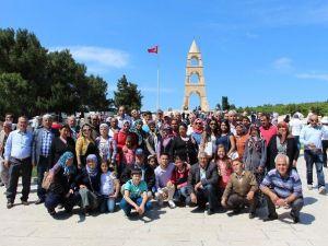 Aksu Belediyesi Çanakkale Gezisi Düzenledi