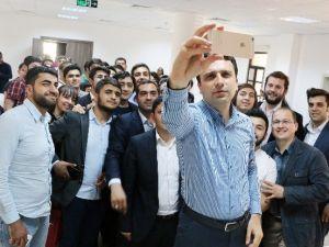 AK Parti Adayı Köse, Gençlerle Buluştu