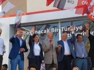 CHP Emek Mahallesi Seçim Koordinasyon Merkezini Açtı